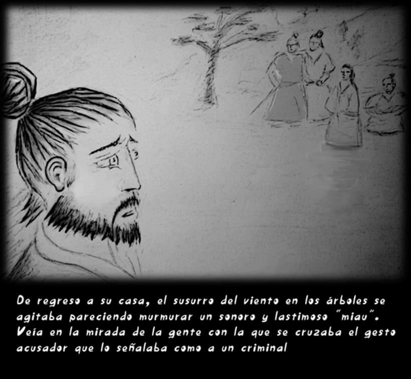 """""""CUENTOS ZEN"""" (Ilustración Editorial) 7"""