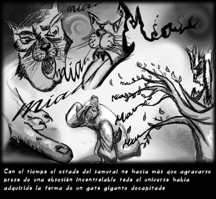 """""""CUENTOS ZEN"""" (Ilustración Editorial) 9"""