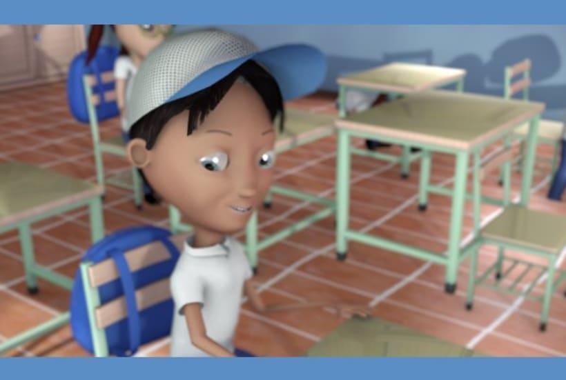 Creación de Personajes para Videos animados 2