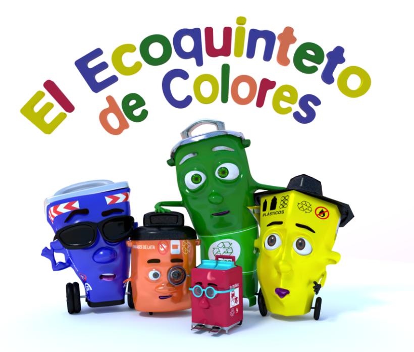 Creación de Personajes para Videos animados 3