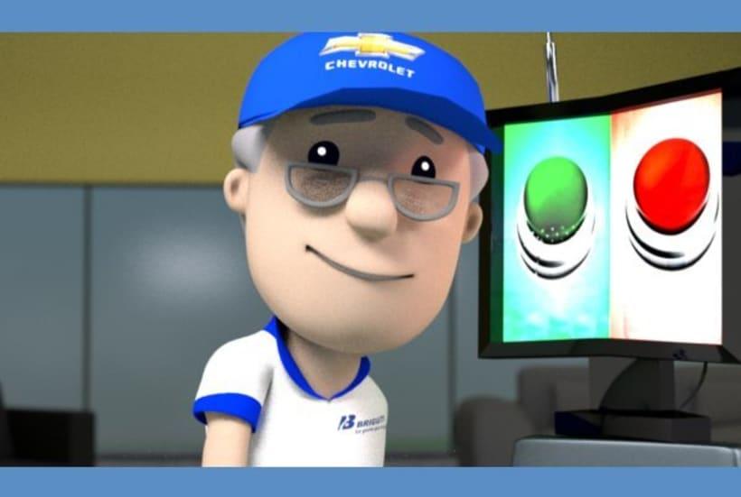 Creación de Personajes para Videos animados 7