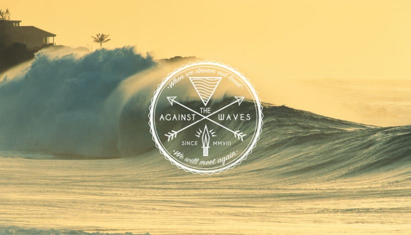 Against The Waves New Collection 0