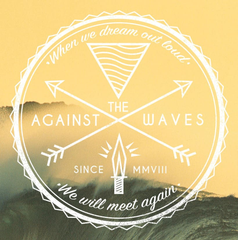 Against The Waves New Collection 1