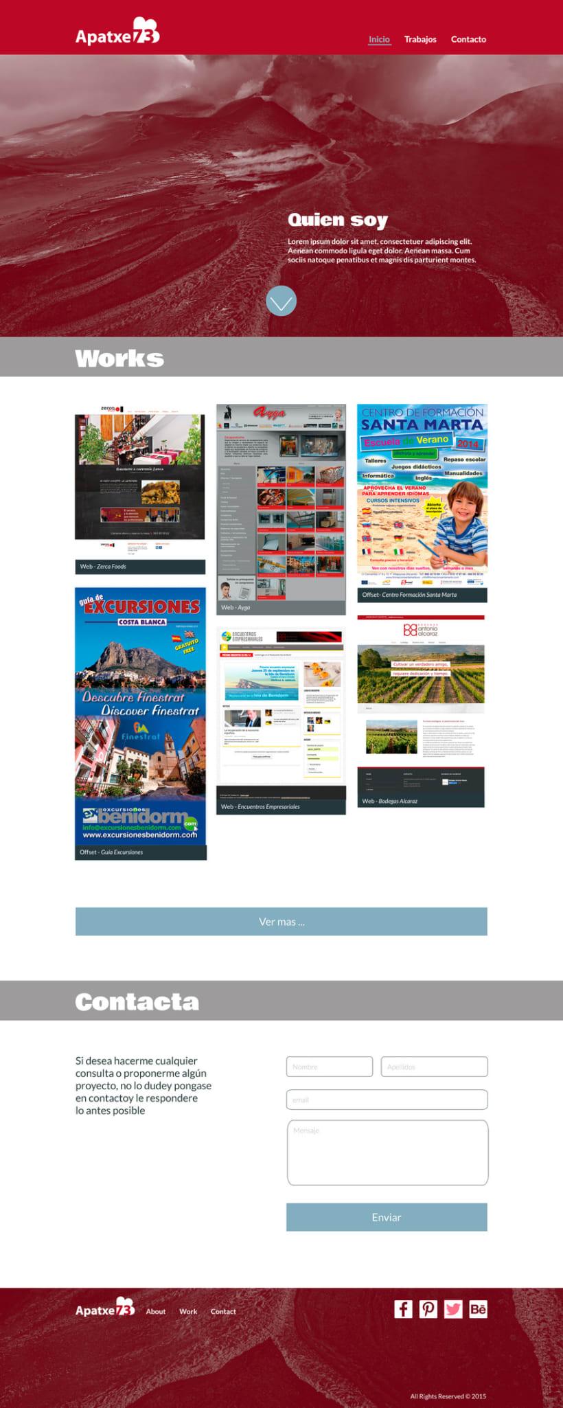 Mi Proyecto del curso Diseño web: Be Responsive! 2