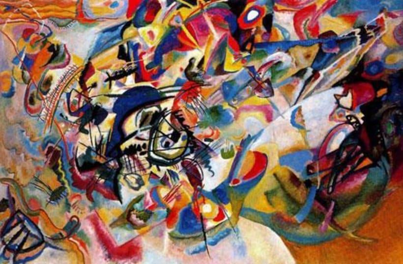 Relacionar el Expresionismo Abstracto con la fotografía 1