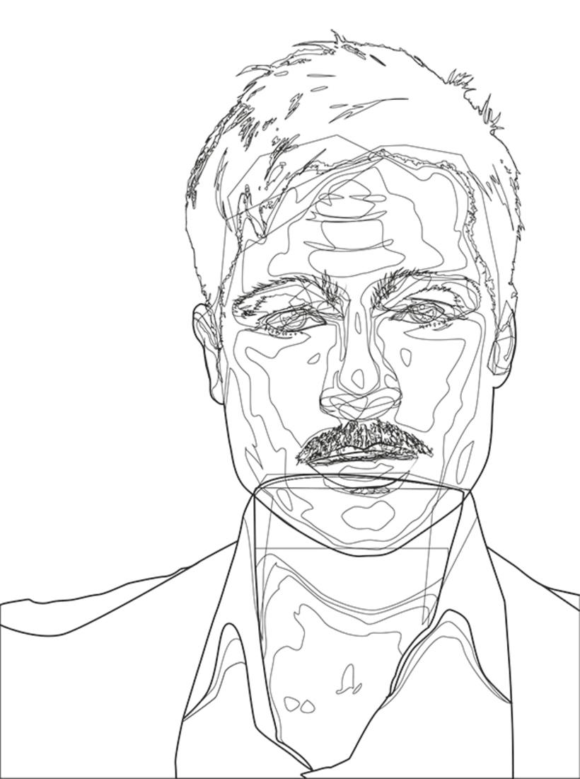 Brad Pitt Vector 1