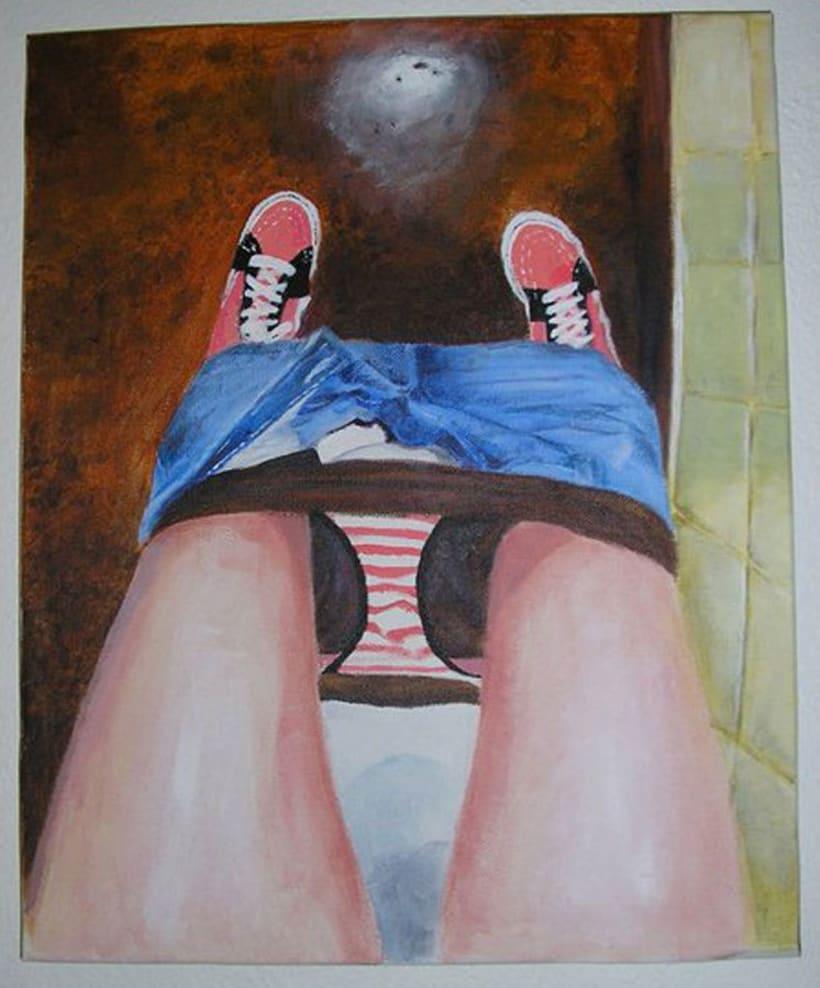 Paints on commission 7