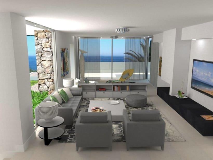 Proyecto De Interiorismo Para Villa En Marbella Domestika