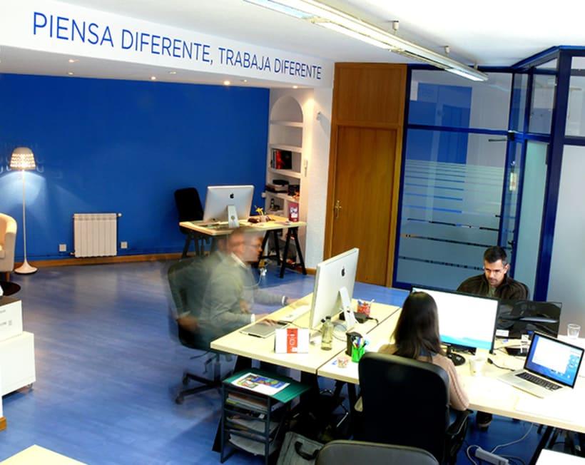 Coworking en Las Rozas 2