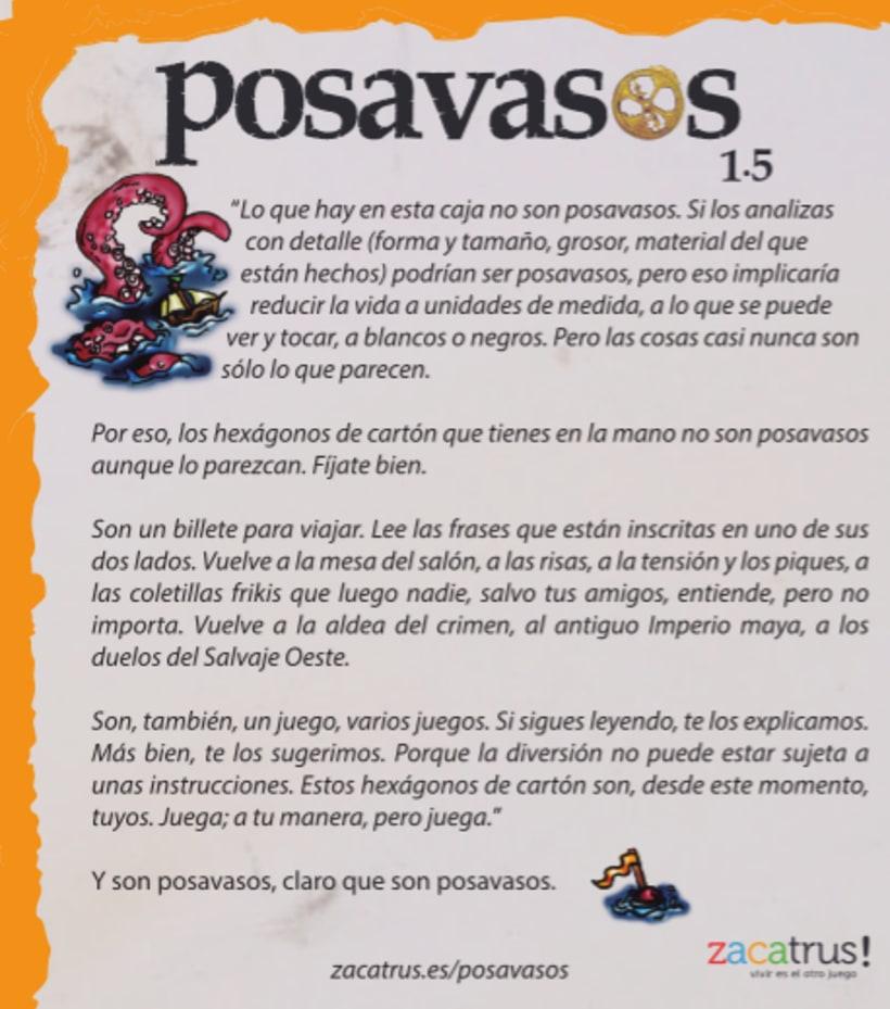 Copy del juego Posavasos 1.5 0