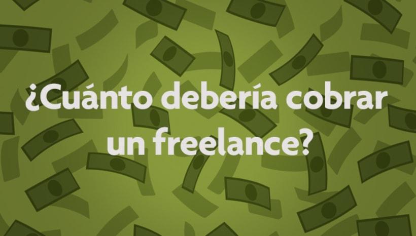 ¿Cuánto cobrar como freelance? 1
