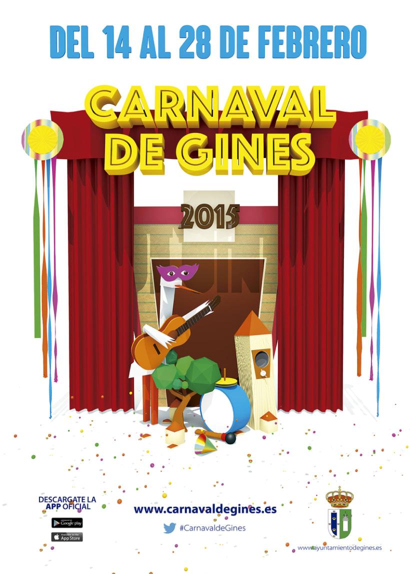 Propuesta Carnaval de Gínes 2015 1