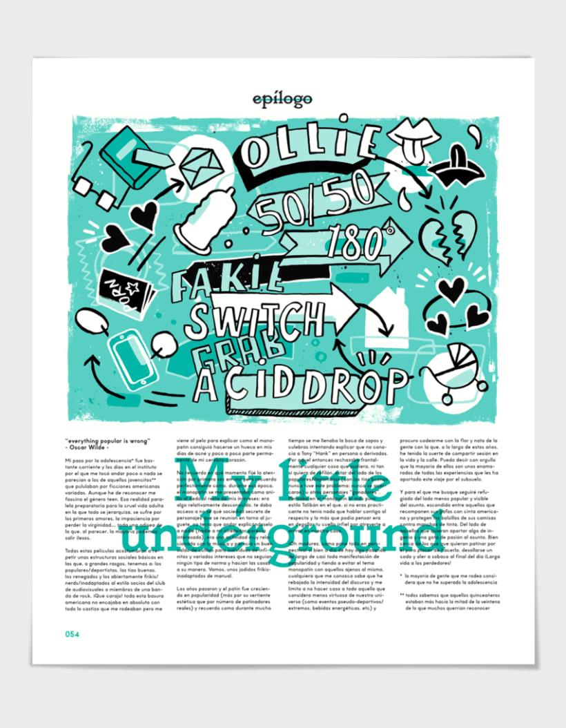GO Skateboarding Magazine 0