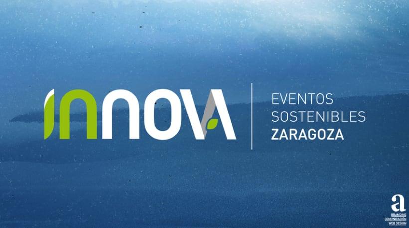 INNOVA ı Eventos      •      Branding 1