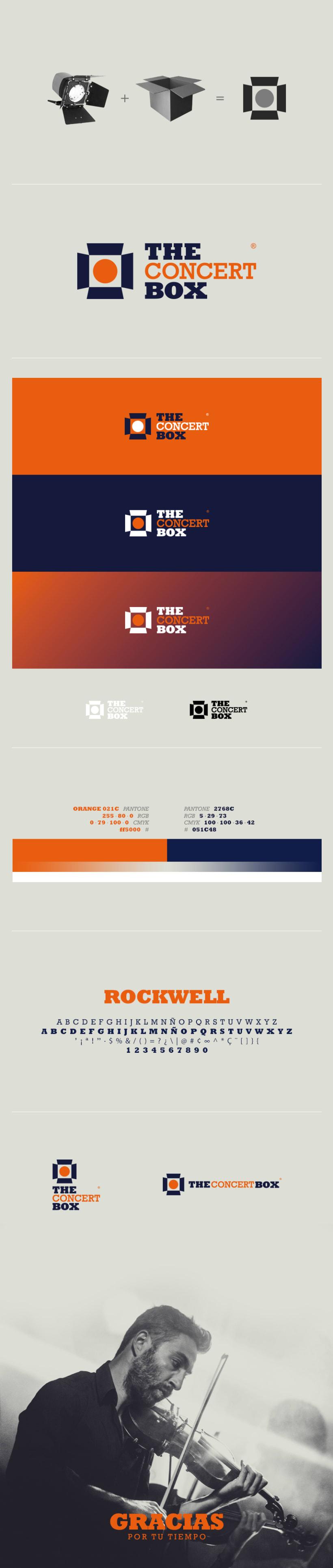 The Concert Box Logo 1