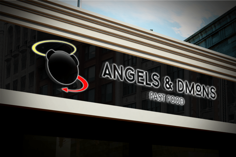 ANGELS & DMONS FAST FOOD RESTAURANT 5