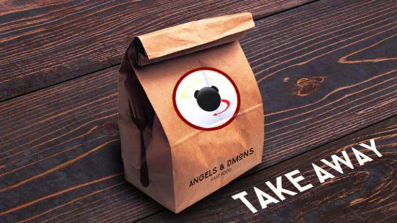 ANGELS & DMONS FAST FOOD RESTAURANT 11