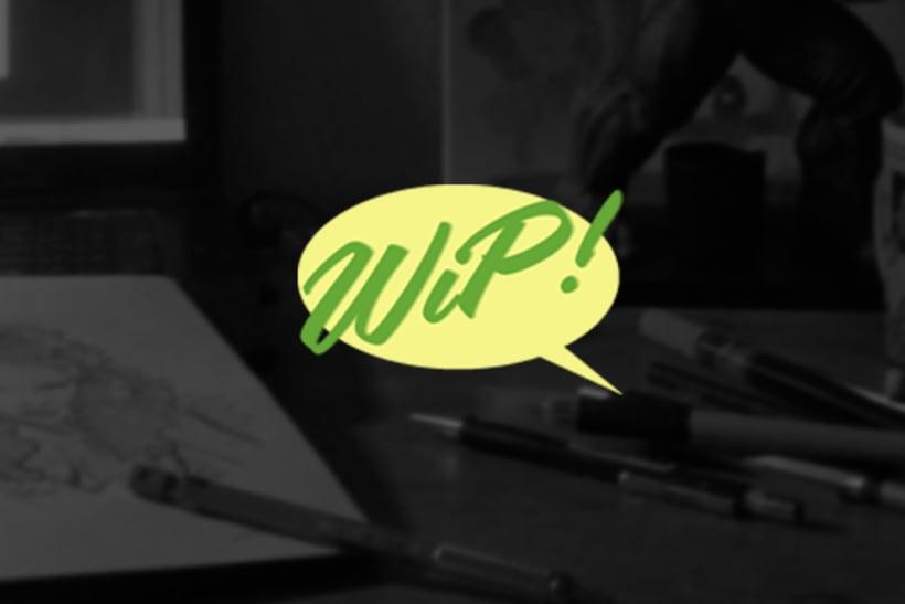 W.I.P. ART NOTES 1