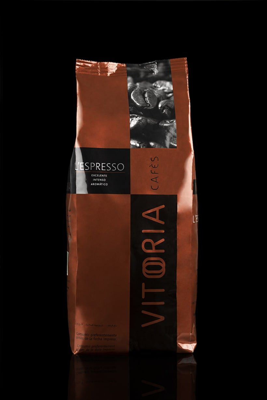 Cafès Vitoria. Fotografía para packaging y producto de Cafés Vitoria. Photography for Cafès Vitoria packaging and catalogue. 8
