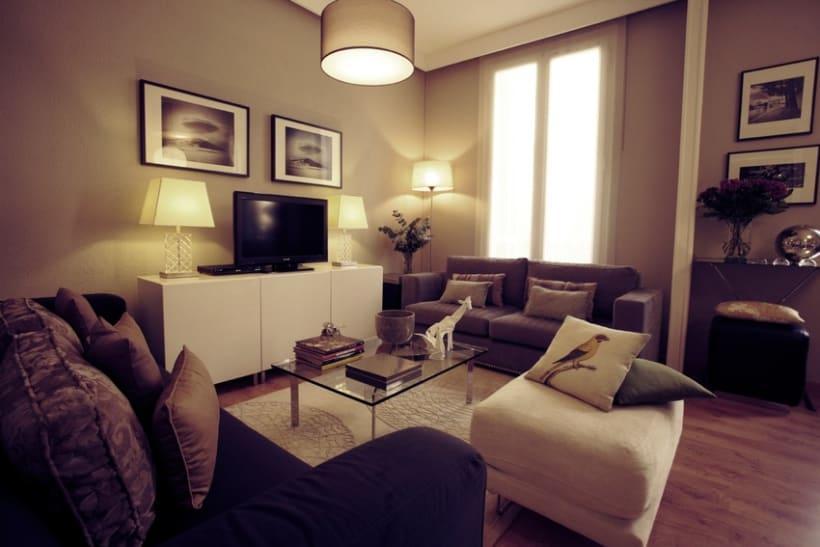 Interiorismo vivienda Barcelona 3