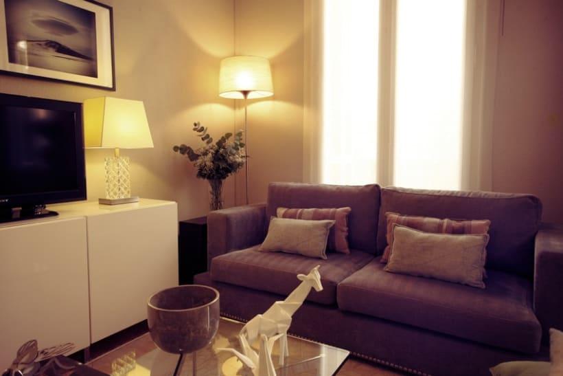 Interiorismo vivienda Barcelona 4