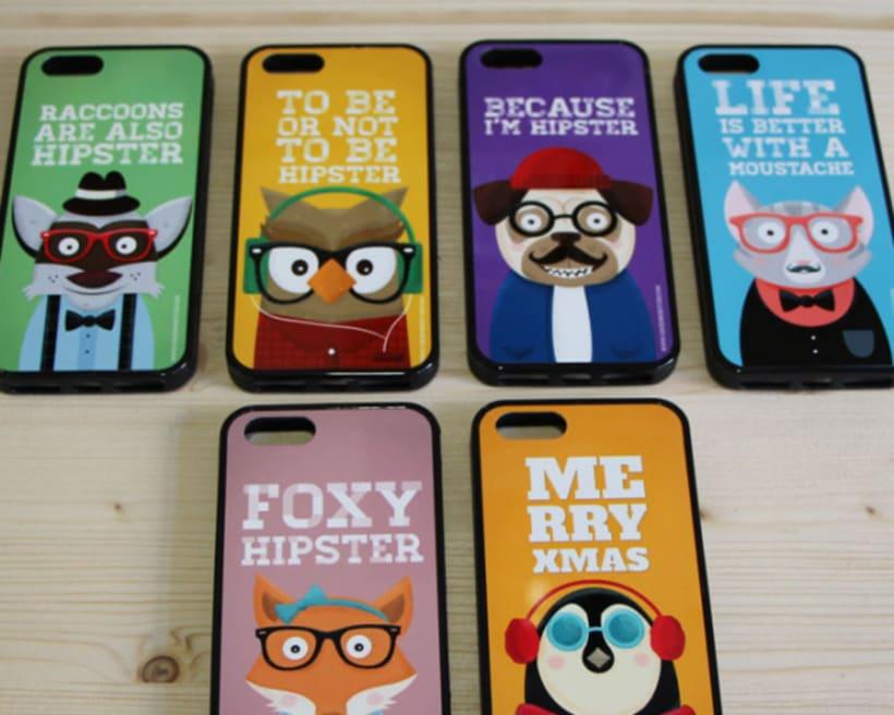 Hipster Animals 1
