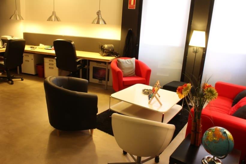 Coworking en Madrid Cuatro Caminos 5