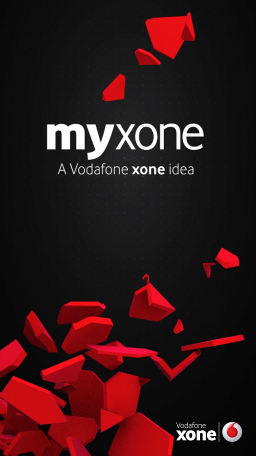 Vodafone myxone -1