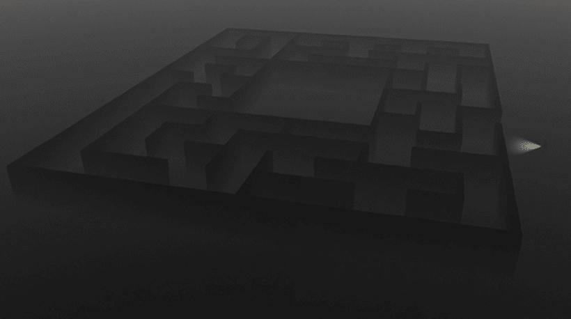 Dark Maze Trailer 3