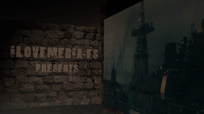 Dark Maze Trailer 5