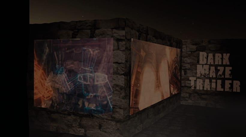Dark Maze Trailer 6