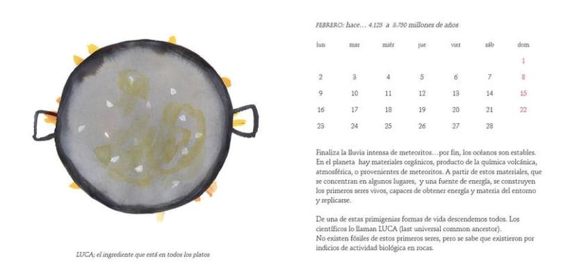 Calendario 2015 de la vida en la Tierra 4
