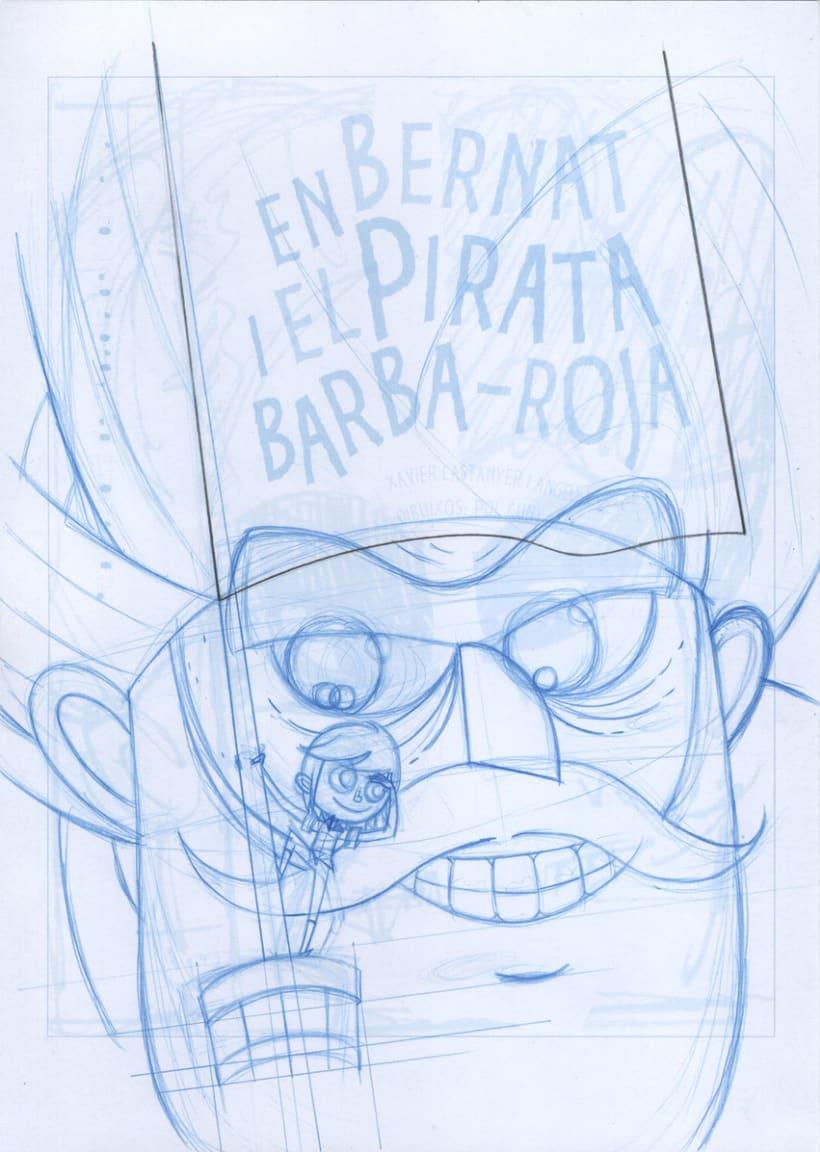 En Bernat i el Pirata Barba-Rossa. 0