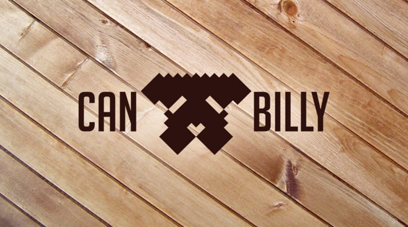 CAN BILLY - Logo -1