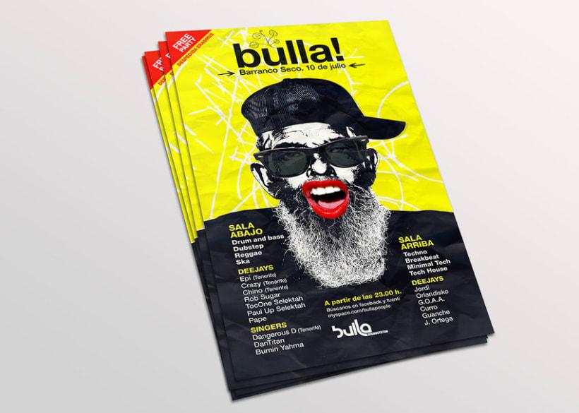 Flyers para Bulla Sound System 0