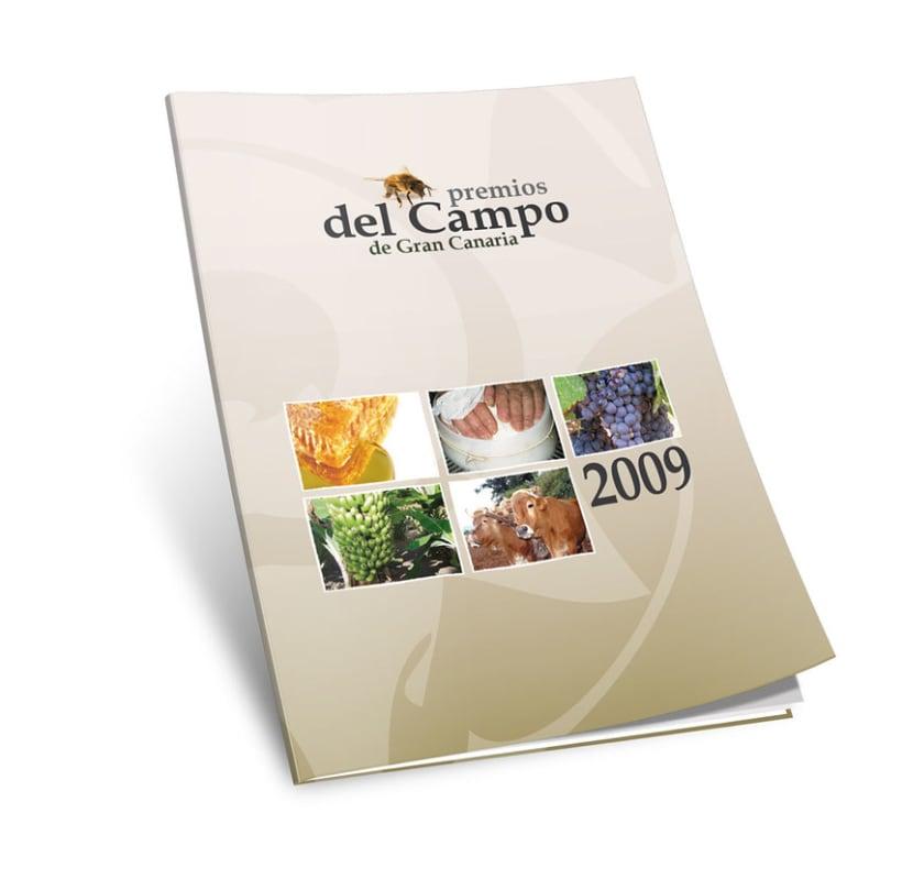 """Catálogo """"Premios del Campo"""" -1"""