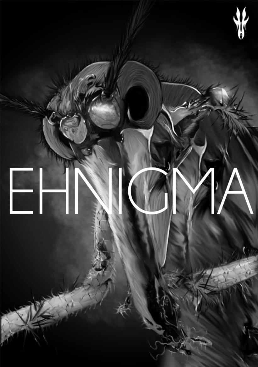 EHNIGMA -  Ilustración Digital  6