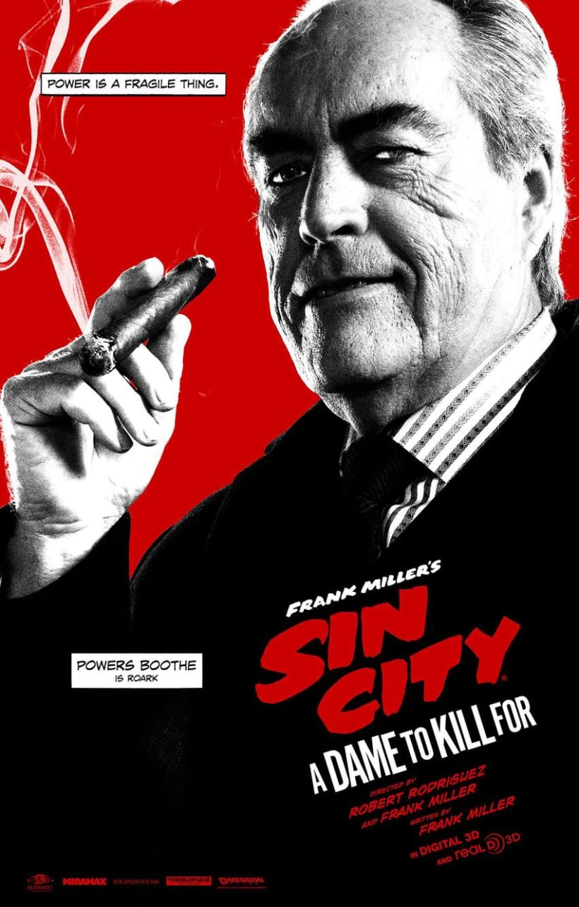 Sin City: A Dame to Kill For -  Posters 8