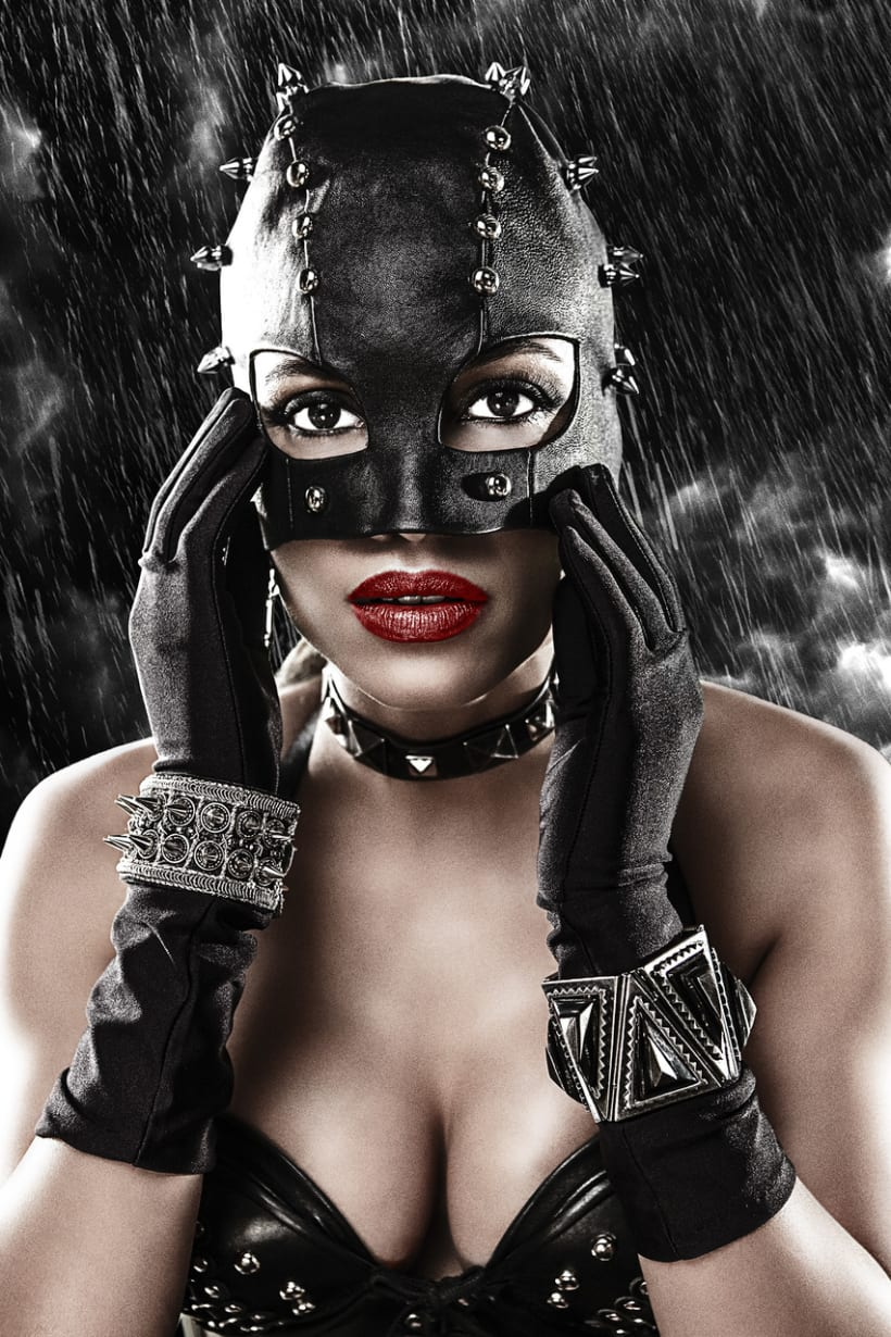 Sin City: A Dame to Kill For -  Posters 5