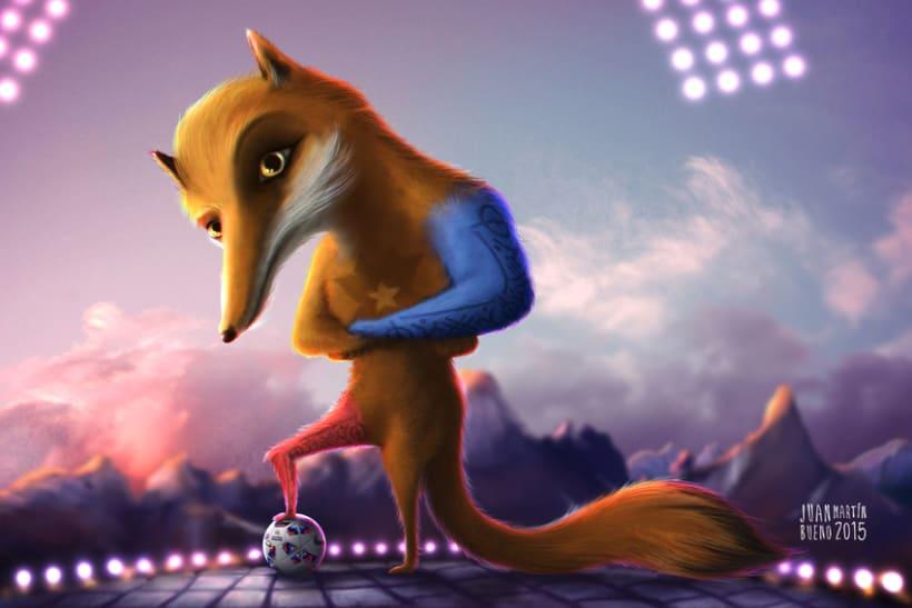 Zincha - Copa América de Fútbol 2015 0