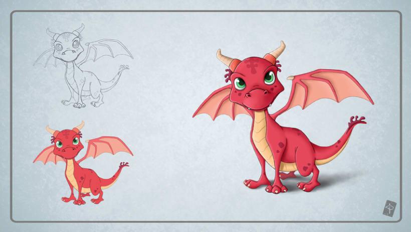 Character Desgin & Props 1