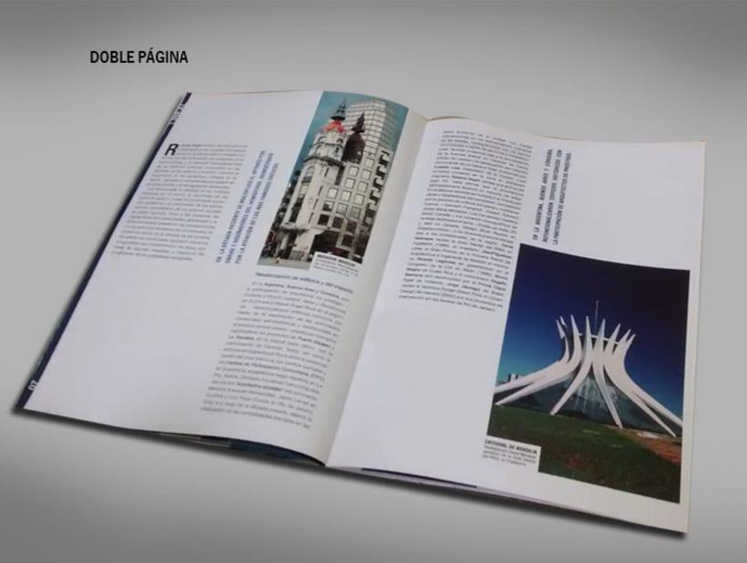 Diseño Editorial - Revista de arquitectura 4