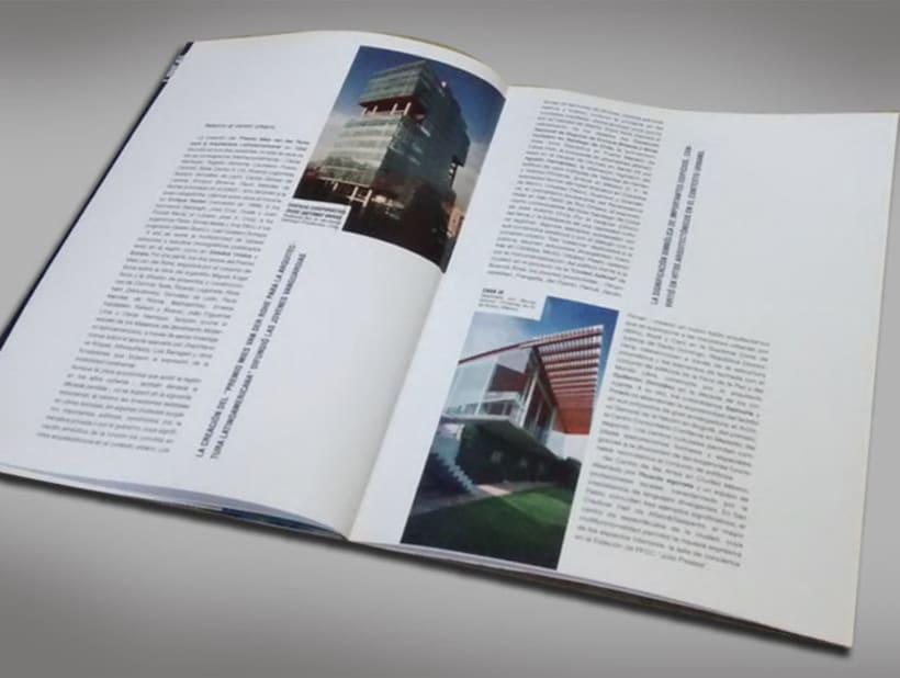 Diseño Editorial - Revista de arquitectura 5