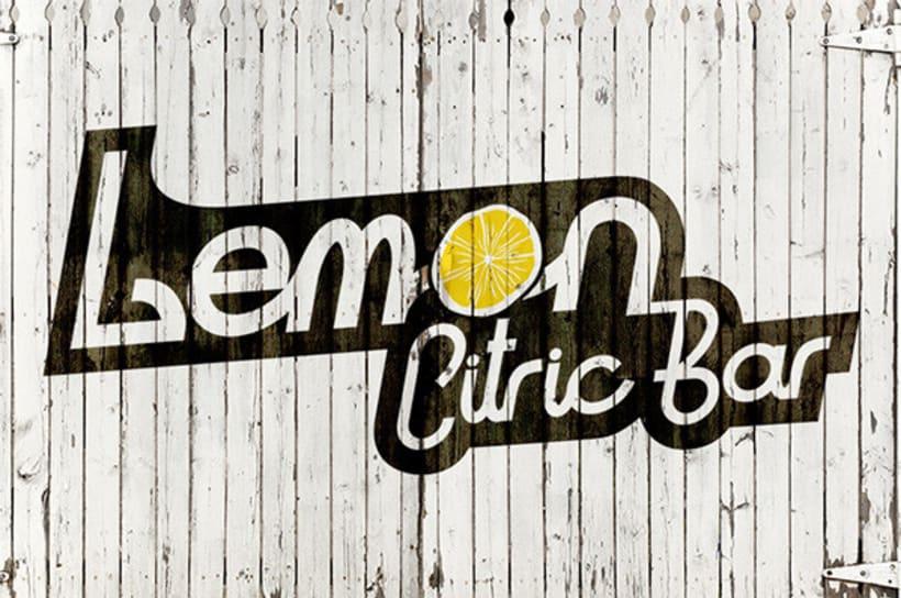 Lemon Citric Bar 1