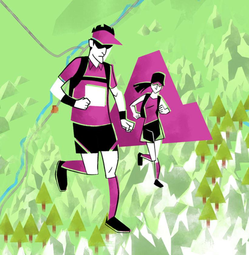 Fitur. Mapa Asturias Deportes. 5