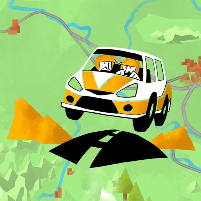 Fitur. Mapa Asturias Deportes. 6