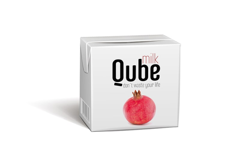 Qube Milk: Don´t waste your life 2