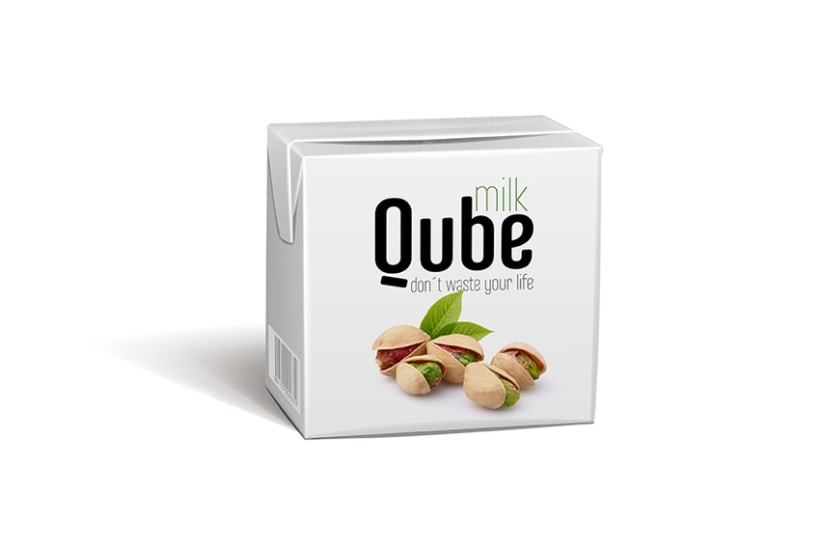 Qube Milk: Don´t waste your life 3