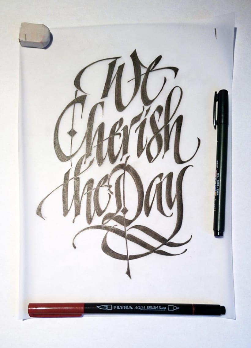 We Cherish the Day (proyecto curso) 8