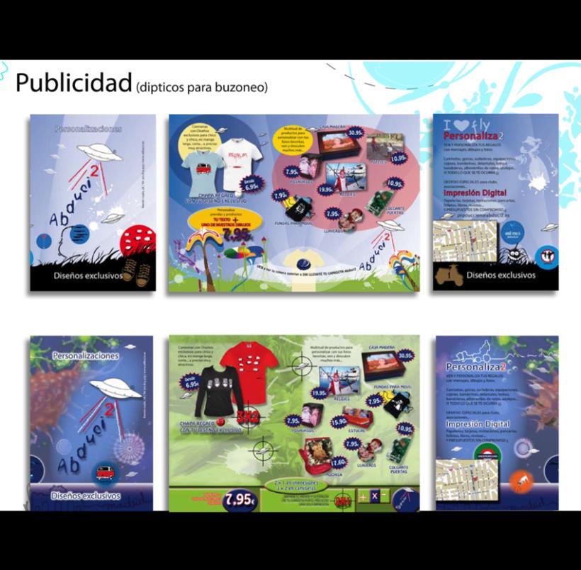 Portfolio - Publicidad y Redes Sociales 0